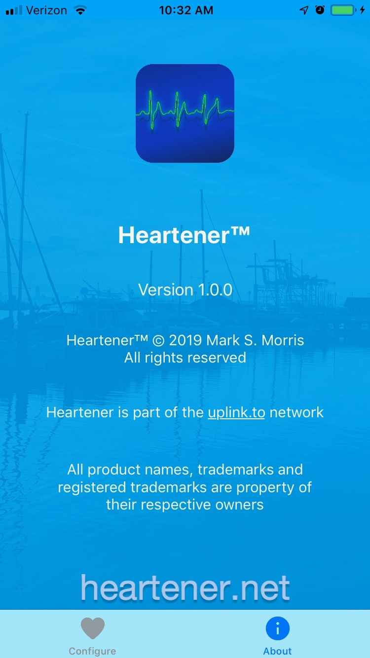 About Heartener