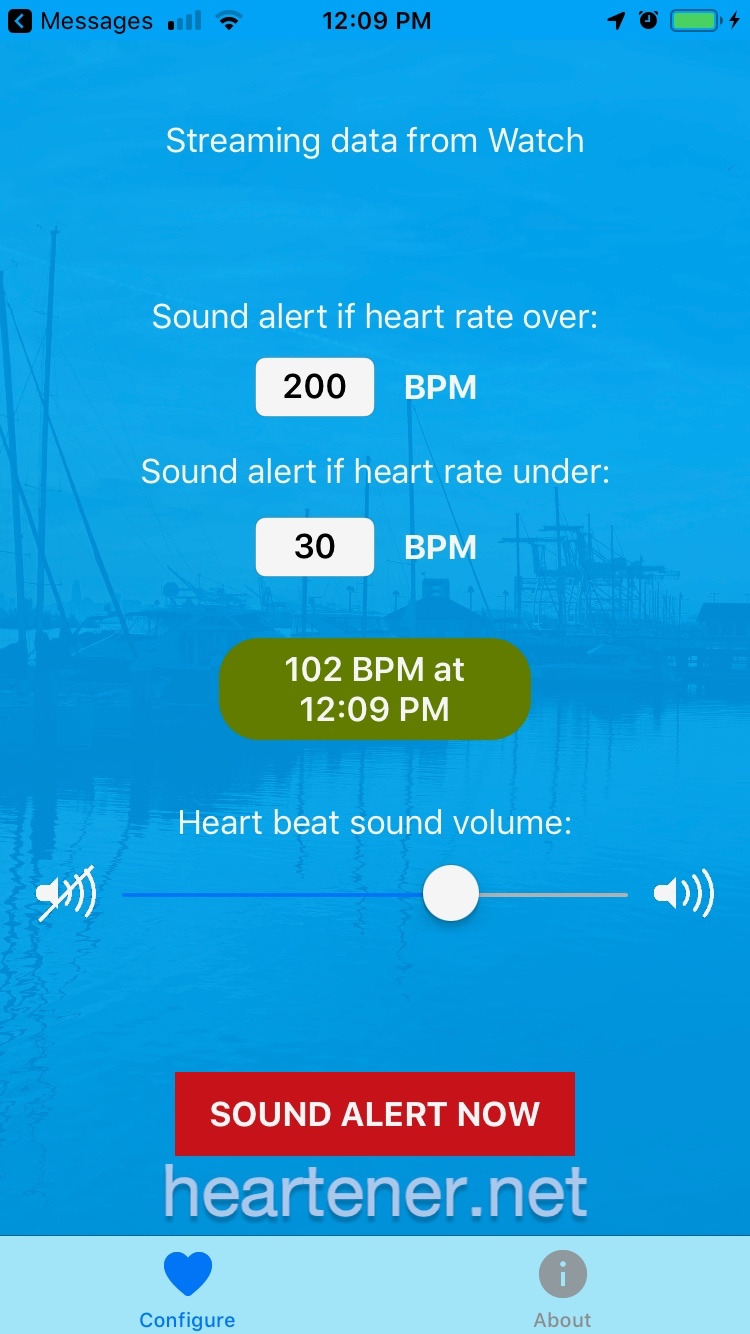 Listen to your heart with Heartener for Apple Watch Image